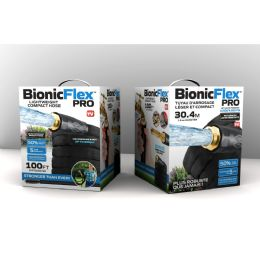 4 Bulk As Seen On Tv Bionic Force Garden Hose 100Ft