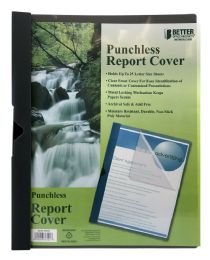 48 Bulk Better Office Products Punch Less Report Cover