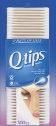 6 Bulk Q Tips 500'S Value Pack