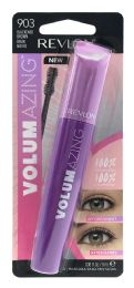 4 Bulk Revlon Volumazing Mascara 903 Blackened Brown