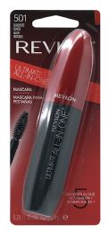 4 Bulk Revlon Ultimate AlL-IN-One Mascara 501 Blackest Black