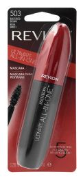 4 Bulk Revlon Ultimate AlL-IN-One Mascara 503 Blackened Brown