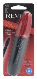 4 Bulk Revlon Ultimate AlL-IN-One Mascara 551 Blackest Black