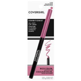 8 Bulk Covergirl Exhibitionist Lip Liner 230 Mauvelous
