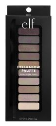 8 Bulk E.l.f. Eyeshadow Palette 83277 Nude Rose Gold