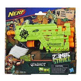 4 Bulk Nerf Zombie Strike Quadrot