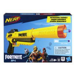 4 Bulk Nerf Fortnite Sp-L Nerf Elite Dart Blaster With Detachable Barrel
