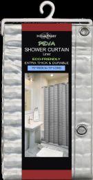 6 Bulk Peva Shower Curtain Liner 3 D