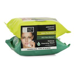 24 Bulk Facial Wipes 2 - 30ct