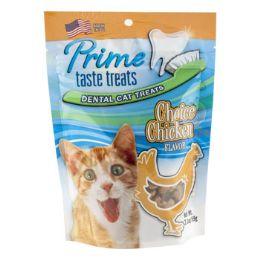 6 Bulk Cat Treats Choice Chicken Flavor