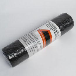 4 Bulk Liner Non Slip Roll Black