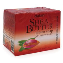 24 Bulk Dalan Shea Butter Cream Soap Bar