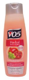 6 Bulk Vo5 Conditioner 12.5 Oz Pomegranate And Grapeseed