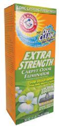6 Bulk Arm And Hammer Carpet Odor Eliminator 30 Oz Plus Oxi Clean Extra Strength