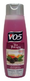 6 Bulk Vo5 Shampoo 12.5 Oz Blackberry Sage Tea