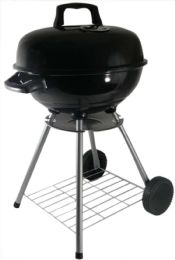 Bulk Kettle Charcoal Grill Round With Wheels 18
