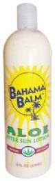 12 Bulk Bahama Balm After Sun Lotion 16 Oz Aloe