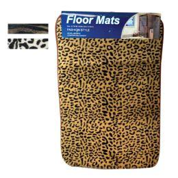 48 Bulk Floor Mat Memory Foam 15 X23 Inch Assorted Animal Prints