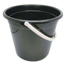 24 Bulk Plastic Bucket 2.5 Gallon