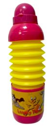 48 Bulk Sports Bottle Expandable 17 Oz Bpa Free Assorted Looney Tunes