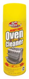 12 Bulk Oven And Bbq Cleaner 13 Oz Heavy Duty