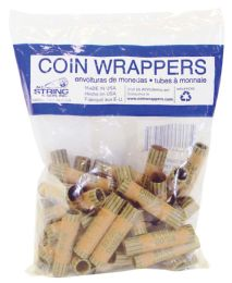 50 Bulk Coin Wrappers 36 Count Dime