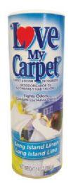 12 Bulk Love My Carpet And Room Deodorizer 14 Oz Long Island Linen