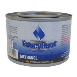 72 Bulk Fancy Heat Sterno 7.05 Oz (200g) 2.5 Hour Methanol Gel Cannot Be Sold In Pennsylvania Max 20 Cases