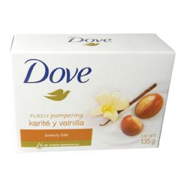 48 Bulk Dove Bar Soap Shea Butter 135g