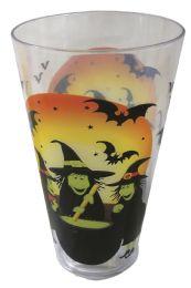 36 Bulk Halloween Cup Plastic 16 Ounces