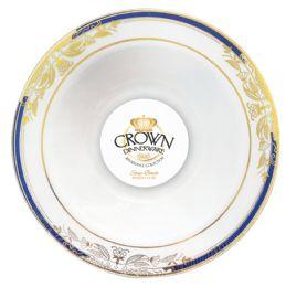 12 Bulk Crown Dinnerware Bowl 12 Ounce 8 Pack Renaissance Collection