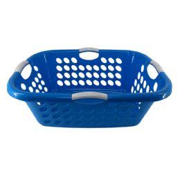 12 Bulk Laundry Basket 25 X 18.5 X 1