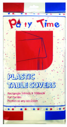 48 Bulk Party Solutions Table Cover 54