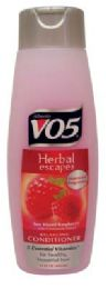6 Bulk Vo5 Conditioner 12.5oz Raspberry