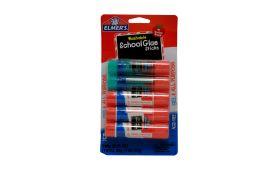 36 Bulk Elmers 2 Gel Stick And 3 Glue Stick In Pdq