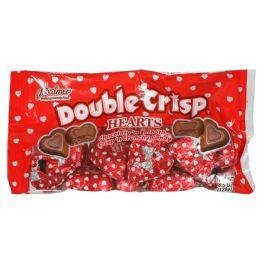 24 Bulk Double Crisp Hearts 4.5 oz
