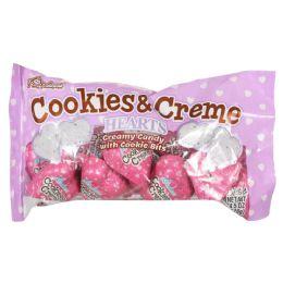 24 Bulk Cookies Andcream Heart 4.5