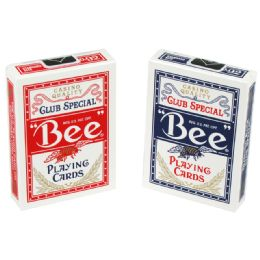 12 Bulk BEE USED PLAYING CARDS