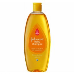 12 Bulk Jandj Baby Shampoo 750ml Gold