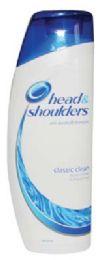 6 Bulk Hands 200 Ml Classic Clean Shampoo 7 oz