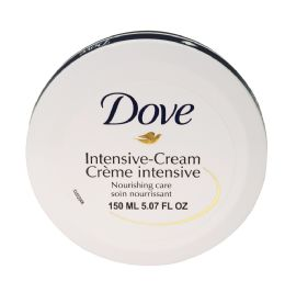 24 Bulk Dove 250 Ml Blue Intensive Nourishing Cream 8.45 oz
