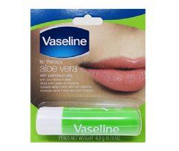 24 Bulk Vaseline Lip Therapy 0.16 Oz Aloe Vera