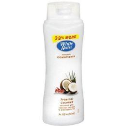 6 Bulk White Rain Conditioner Coconut And Hibiscus 15 oz