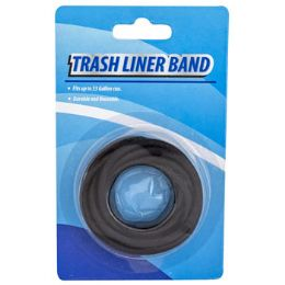 48 Bulk Trash Liner Band Reusable