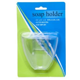 24 Bulk Soap Holder Suction Mount