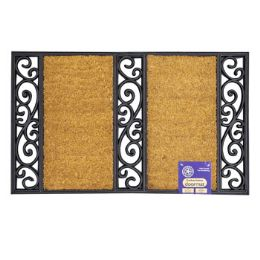 6 Bulk Mat Outdoor TwO-Step Coco With