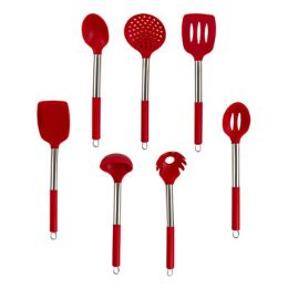 36 Bulk Kitchen Tool 7ast Silicone Head