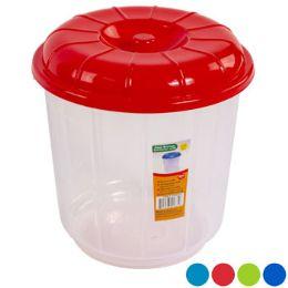 48 Bulk Bucket With Lid 3 Qt Clear