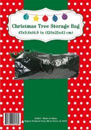 18 Bulk Tree Storage Bag 47 X 9.8 X 16.9 Green Waterproof Pp Plastic