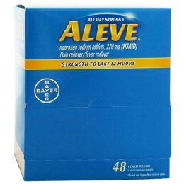 48 Bulk Aleve Box 1 pk